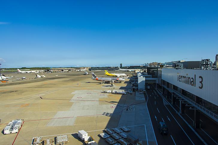 格安旅行:都心から成田空港に900円で行く方法